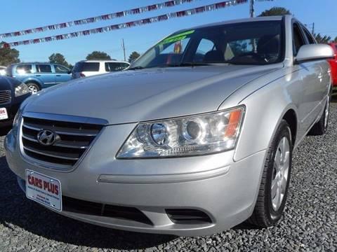 2009 Hyundai Sonata for sale in Fruitland, MD