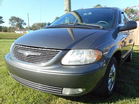 2004 Chrysler Town and Country for sale in Fruitland, MD