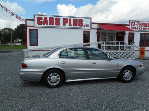 2004 Buick LeSabre for sale in Fruitland, MD