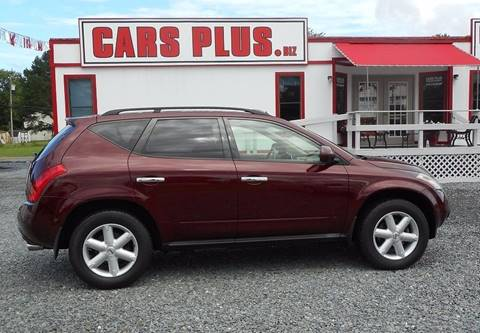 2005 Nissan Murano for sale in Fruitland, MD