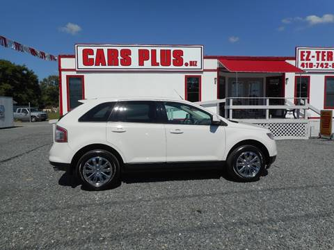 2010 Ford Edge for sale in Fruitland, MD