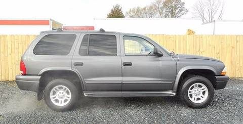2003 Dodge Durango for sale in Fruitland, MD