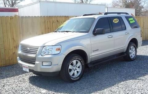 2008 Ford Explorer for sale in Fruitland, MD