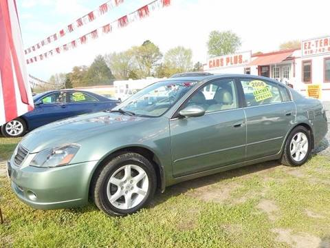2006 Nissan Altima for sale in Fruitland, MD
