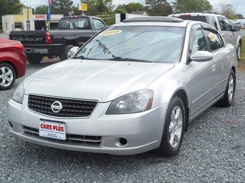 2005 Nissan Altima for sale in Fruitland, MD