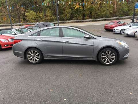 2012 Hyundai Sonata for sale in Morgantown, WV