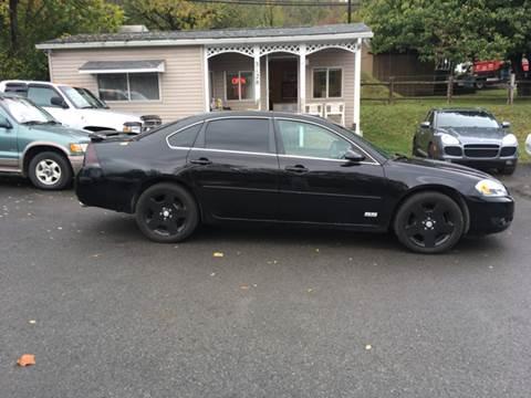 2006 Chevrolet Impala for sale in Morgantown, WV