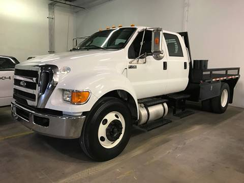 2011 Ford F-750 for sale in Carrollton, TX