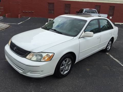 2001 Toyota Avalon for sale in Jersey City, NJ