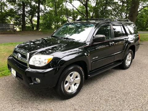 2008 Toyota 4Runner for sale at Crazy Cars Auto Sale in Jersey City NJ