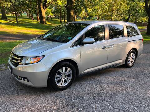 2015 Honda Odyssey for sale in Jersey City, NJ