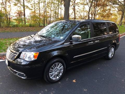 2015 Chrysler Town and Country for sale in Jersey City, NJ