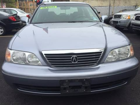 1998 Acura RL for sale at Crazy Cars Auto Sale in Jersey City NJ