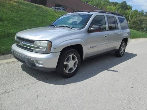 2004 Chevrolet TrailBlazer EXT for sale in Kansas City, KS