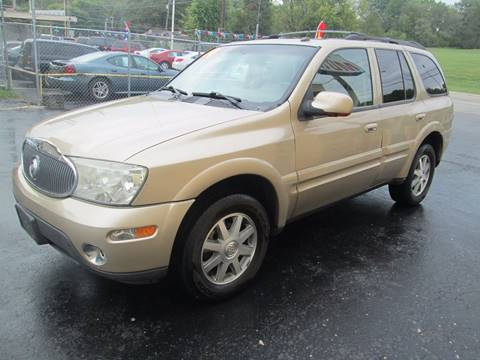 2004 Buick Rainier for sale in Kansas City, KS