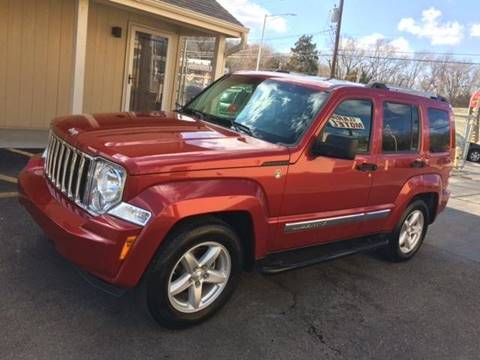 2010 Jeep Liberty for sale in Kansas City, KS