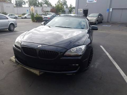 2016 BMW 6 Series for sale in Lake Forest CA