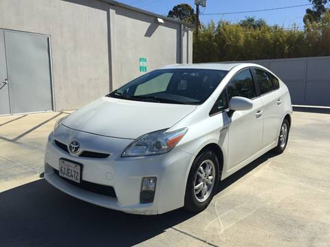 2010 Prius For Sale >> Toyota Prius For Sale In Costa Mesa Ca Sam Auto Dealership