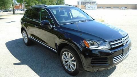 2014 Volkswagen Touareg for sale in Dallas, TX