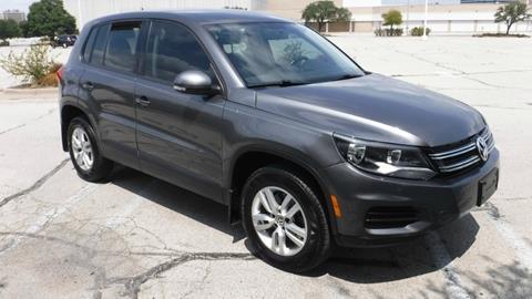 2014 Volkswagen Tiguan for sale in Dallas, TX