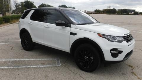 2017 Land Rover Discovery Sport for sale in Dallas, TX