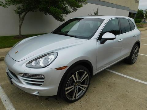 2013 Porsche Cayenne for sale in Dallas, TX