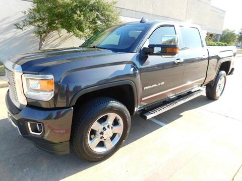 2016 GMC Sierra 2500HD for sale in Dallas, TX