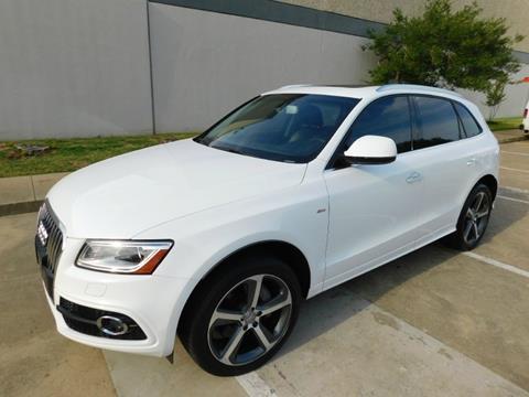 2016 Audi Q5 for sale in Dallas, TX