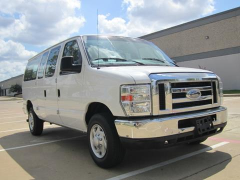 2013 Ford E-Series Wagon for sale in Dallas, TX