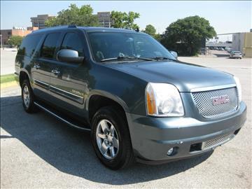 2007 GMC Yukon XL for sale in Dallas, TX