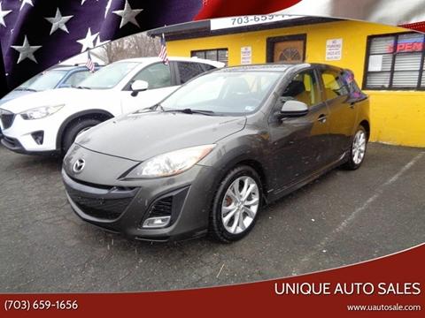 2010 Mazda MAZDA3 for sale in Marshall, VA