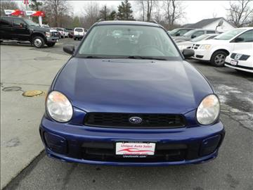 2003 Subaru Impreza for sale in Marshall, VA