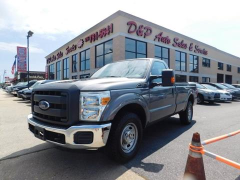2012 Ford F-250 Super Duty for sale in Merrick, NY