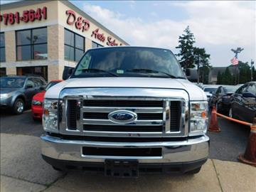 2013 Ford Econoline Wagon for sale in Merrick, NY