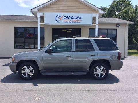 2009 Chevrolet TrailBlazer for sale in Youngsville, NC
