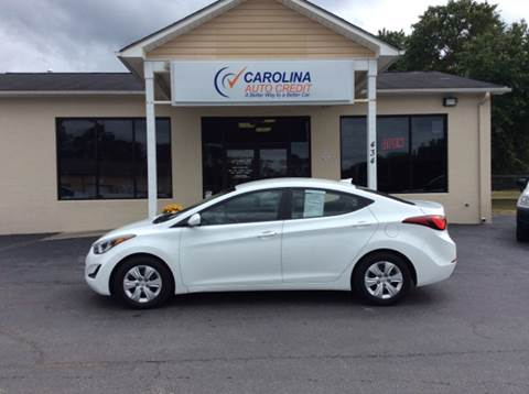 2016 Hyundai Elantra for sale in Youngsville, NC