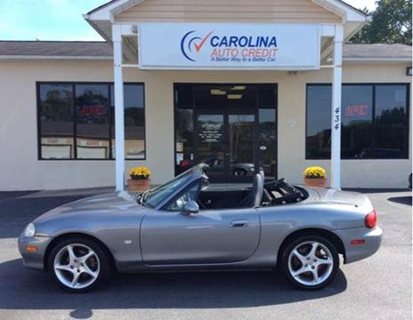 2003 Mazda MX-5 Miata for sale in Youngsville, NC