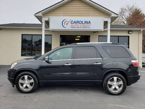 2011 GMC Acadia for sale in Youngsville, NC