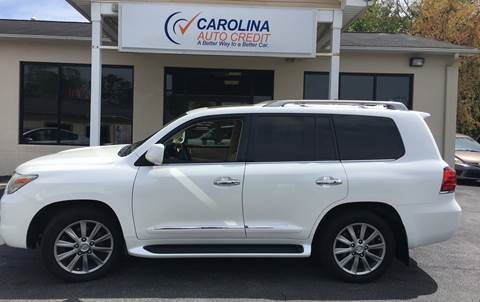 2011 Lexus LX 570 for sale in Youngsville, NC