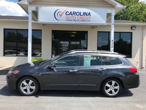 2012 Acura TSX Sport Wagon for sale in Youngsville, NC