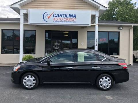 2014 Nissan Sentra for sale in Youngsville, NC