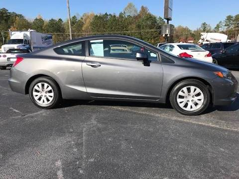 2012 Honda Civic for sale in Youngsville, NC