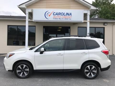 2017 Subaru Forester for sale at Carolina Auto Credit in Youngsville NC