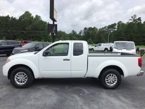 2014 Nissan Frontier for sale at Carolina Auto Credit in Youngsville NC