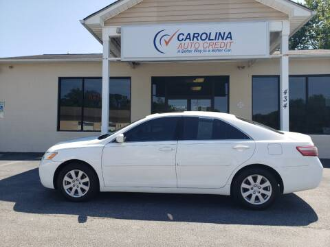 2007 Toyota Camry for sale at Carolina Auto Credit in Youngsville NC