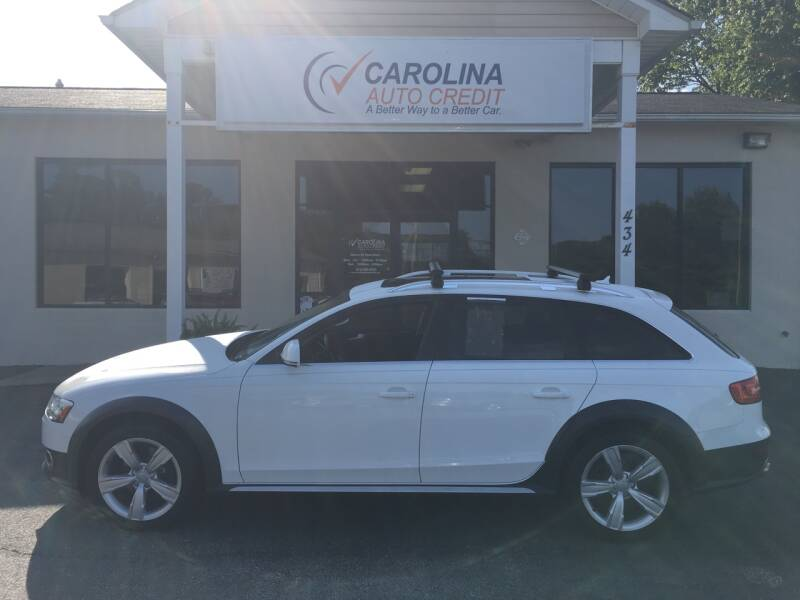 2013 Audi Allroad for sale at Carolina Auto Credit in Youngsville NC