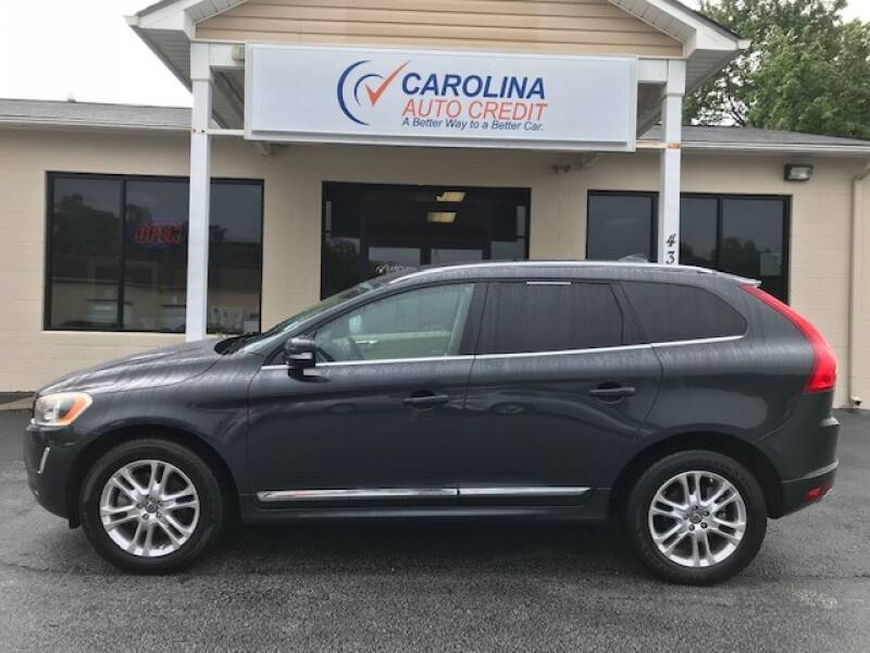 2015 Volvo XC60 for sale at Carolina Auto Credit in Youngsville NC