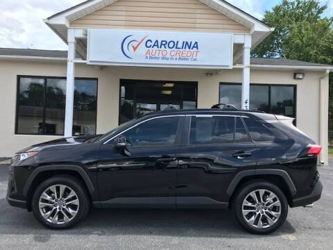 2020 Toyota RAV4 for sale at Carolina Auto Credit in Youngsville NC