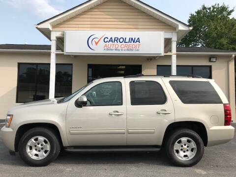 2013 Chevrolet Tahoe for sale at Carolina Auto Credit in Youngsville NC