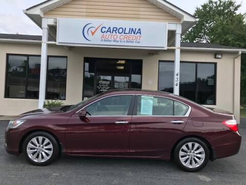 2013 Honda Accord for sale at Carolina Auto Credit in Youngsville NC